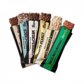 MIX Box of BAREBELLS protein bar 12x55g
