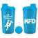 KFD sheiker 700ml HELESININE- My Personal Trainer