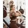 GAVELO Seamless BOOSTER Chicory Coffee Leggings