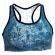 Eclipse Blue sports bra